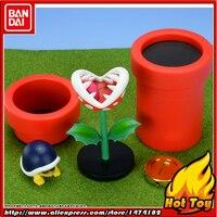 100 Original BANDAI Tamashii Nations S H Figuarts SHF Action Figure Super Mario Asoberu Play Set