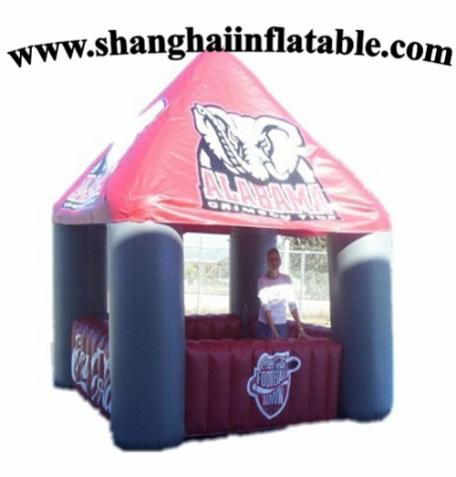 good seller cheap price oxford cube inflatable tent font b camping b font shelter sun shelter