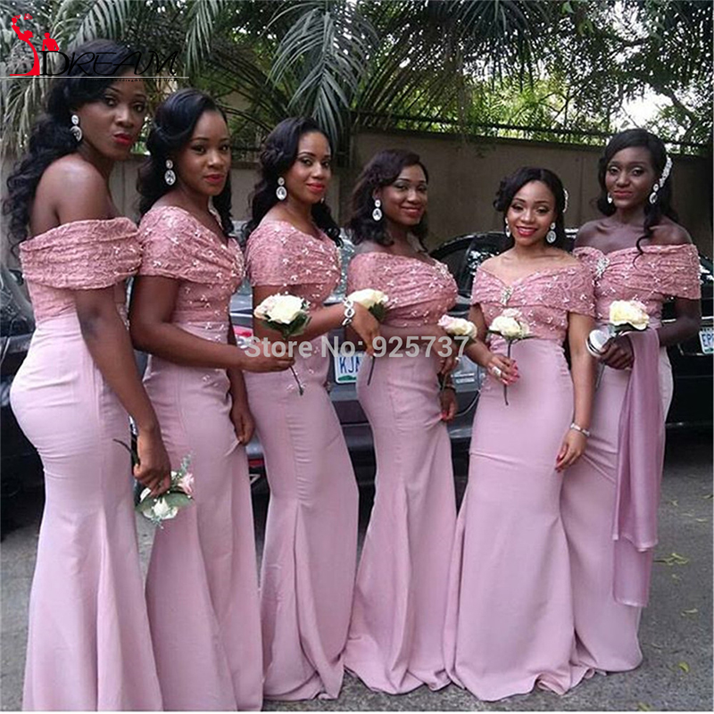Popular African Bridesmaids Dresses-Buy Cheap African Bridesmaids ...