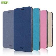 Для Meizu Pro 6 Чехол Оригинальный MOFI люкс ПУ флип чехол Кожаный чехол для Meizu Pro 6/Pro5 мини Стенд Функция чехол JST1