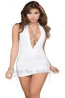 бесплатная доставка! новое постулат Seal платье зануда мод платье женское платье вечерние платья не один размер белый reail 8755
