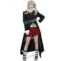 Anime New Hot Deluxe Soul Eater Maka Albarn Cosplay Vestiti Su Misura Disponibile Halloween Party Dress Abbigliamento