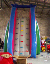 inflatable sports inflatable climbing walls for entertainment game outdoor inflatable climbing