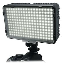 Mcoplus 198 светодиодный ультра-мощный прожектор для Canon Nikon Pentax Panasonic Olympus & DV SLR камер