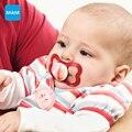 Mam ar Extra de fluxo de ar através de grande buracos de ar chupeta Nipple manequim ortodôntico calmante bebês 6 meses + frete grátis