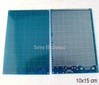 2 xhigh качество односторонняя печатную плату 9 х 15 см печатной платы универсальный эксперимент матрица платы