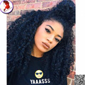8A Peruvian Full Lace Wigs For Black Women Full Kinky Curly With Baby Hair Virgin Human Hair Cheap 130% density Hotselling