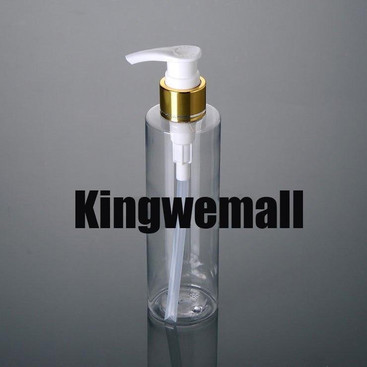 300 шт./партия, большая емкость 200 мл,,, высокое качество, бутылка для лосьона для косметической упаковки FTJ13