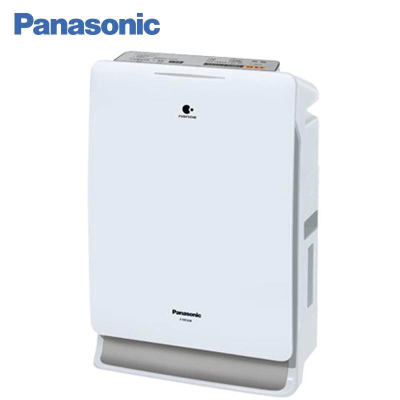 Panasonic F-VXF35R-S Air Purifier Humidifiers 2.1 L 3D-circulation of air flow ECONAVI mode Mega Catcher function Child Lock