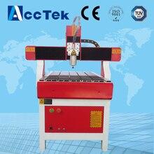цена на Acctek high quality mach3 cnc milling machine frame 6040/6090/6012 cnc engraving machine usb for wood ,stone,aluminum