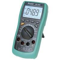 пп бесплатный инструменты МТ-1820 профессиональный 3 5/6 двойной дисплей цифровой мультиметр, сопротивление частота метр mere инструменты