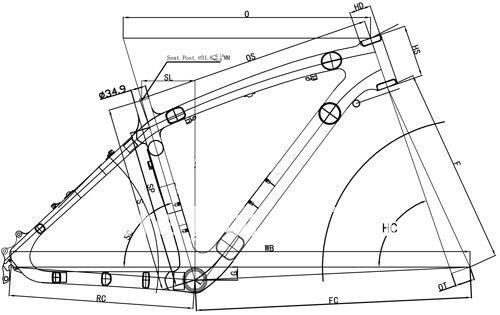mountain bike frame size - Ibov.jonathandedecker.com