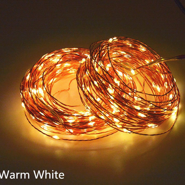 Aliexpress.com : Buy 30M 300 LEDs Copper Wire Led String Lights ...