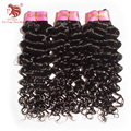 Malaysian virgin hair extension Italian curl 6A Virgin human Hair weave natural black 3pcs/lot better quality for your nice hair