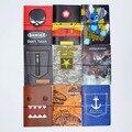 Titular Del Pasaporte de Cuero de la manera 3D, Cubierta del pasaporte de Viajes Titular de la Tarjeta, 22 Estilo para elegir, tamaño 14*9.6 cm