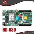 A30 HD-A30 Full Color Display Asynchronous Controller Card --- Especial para o pequeno Dot Pitch