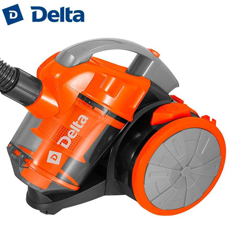 DL-0826 aspiradora hoover aspirador 1600 W uso doméstico multinivel de filtrado y Multi-Ciclón los sistemas de control de flujo de DELTA