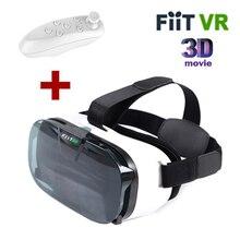 FIIT VR 2N VRความจริงเสมือนแว่นตา3DของG Oogleกระดาษแข็งรุ่นvrกล่องvrสวน+ควบคุมบลูทูธไร้สาย