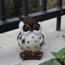 china manufacturer plastic decoy owl
