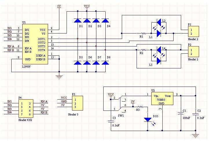 Großhandel 5 teile/los original chip 5 v zu 35 v L298N VERDOPPELN ...