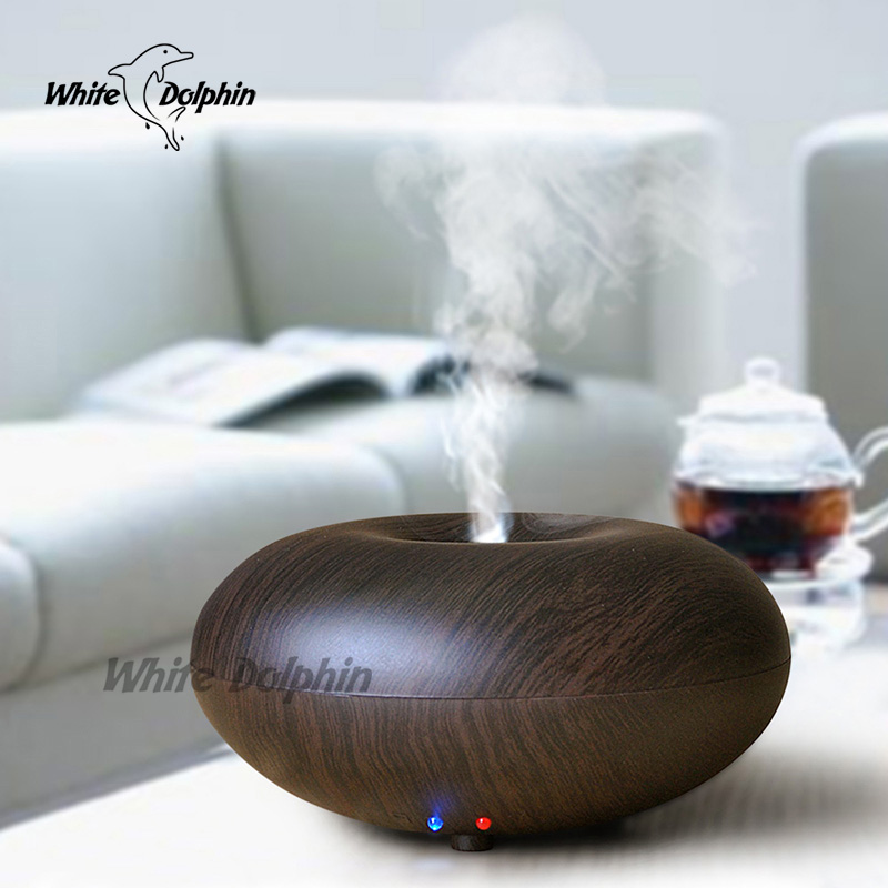 Household Aroma Ultrasonic Aromatherapy Essential Oil Diffuser Air Humidifier Electric Mist Maker Fogger Cool Mist Humidifier 600ml hot sale ledlight ultrasonic air humidifier mist maker fogger electric aroma diffuser essential oil aromatherapy household