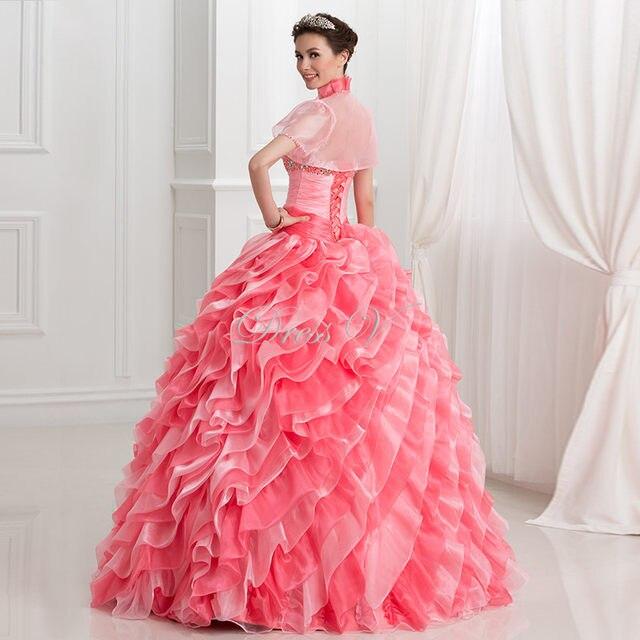 Watermelon Sweet 16 Dresses