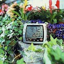 Testo 608-H1 большой дисплей цифровой Термогигрометр Влажность/точка росы/температура, 0560-6081