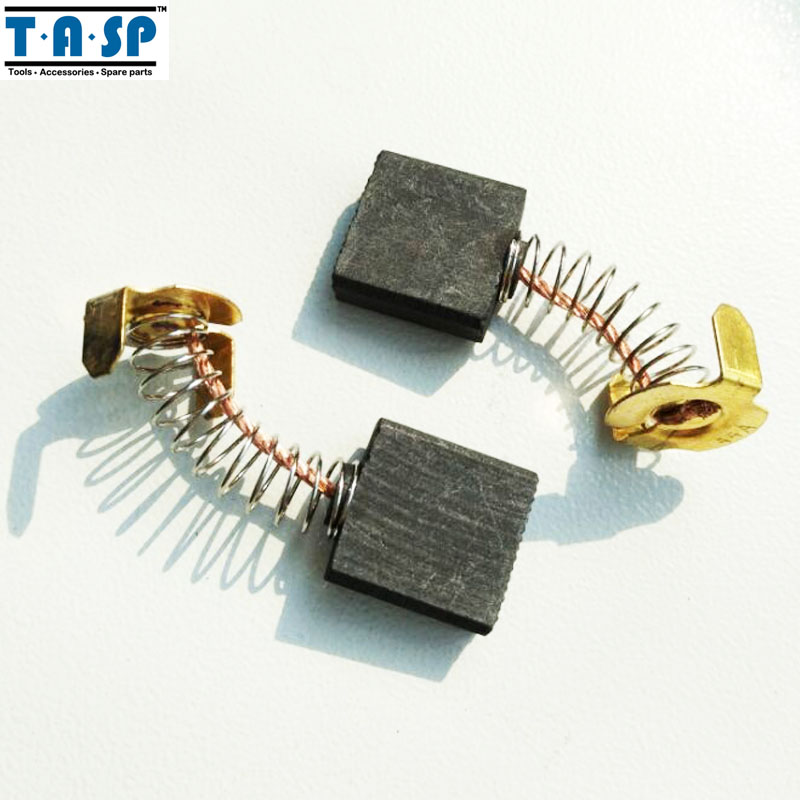 TASP 5 Pairs Carbon Brushes For Hitachi 999-044 999044 7x17x17mm GS23V P12R 999044 FC8 52