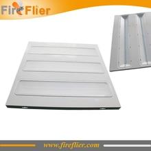 Free Shipping 10pcs/lot 600*600mm Design 18W 24W 36W 48W 60W LED Ceiling Recessed Grid Downlight / Slim Square Flat Panel Light