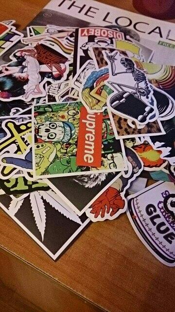 Офигенно!!! Две неделе до Калининграда,  с треком, вообщем магия!!! Всем рекомендую данного продавца!!!! суперрррр, фоточки прилагаю.. p.s. качество стикеров на 5-