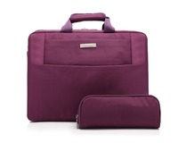 XSKN Multiple Use 15 Laptop Bag Handbag Shoulder Bag Protective Case Pouch Cover Business Computer