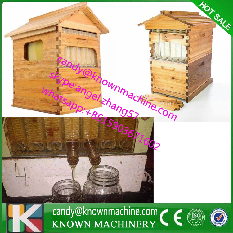 Beehive scatole, deflusso beehive tra cui 7 fotogrammiBeehive scatole, deflusso beehive tra cui 7 fotogrammi