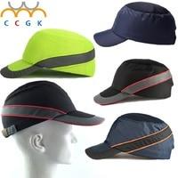 Work Helmet Anti Smashing Summer Breathable Sunscreen Fashion Personalized Helmets