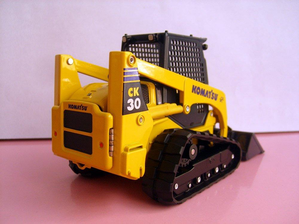 1:25 Komatsu CK30-1 компактный гусеничный игрушка погрузчик