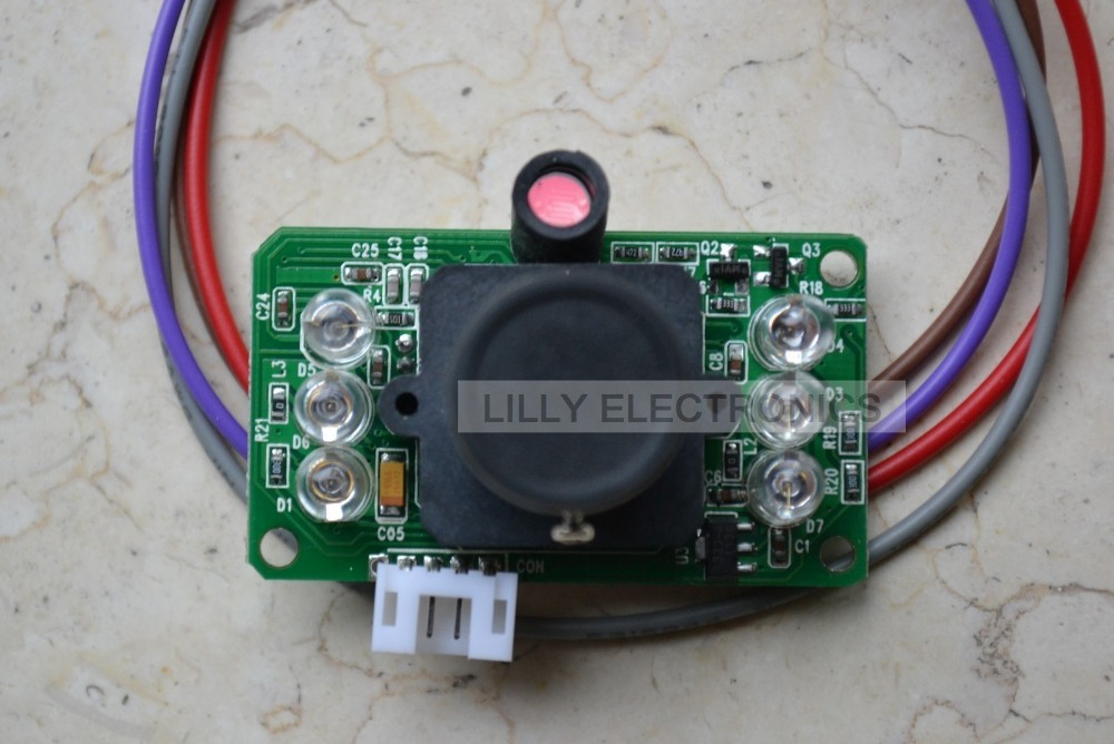 Laser Entfernungsmesser Rs232 : Infrarot jpeg farbe kamera serial uart rs ebene cam ir