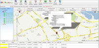 веб-сервер системы GPS слежения tk103b в режиме tk103-2 в режиме реального времени система GPS слежения за автотранспортными средствами системы