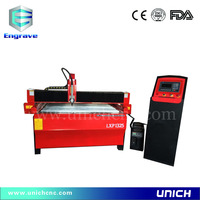 High technology 1300mm*2500mm plasma cutting machine china