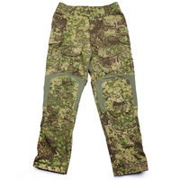 Greenzone RS3 Combat 3D Pants / Tactical Army Ripstop Pants Pencott camo GZ