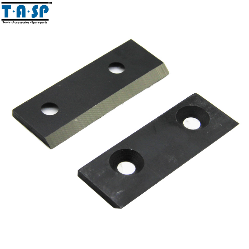 TASP Garden Shredder Chipper Blade Knife set Fit MTD 942-0544 742-0544 742-0544A 742-0653 bering 30226 742