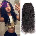 Malaysian Virgin Hair Kinky Curly 4 Bundle Deals Vip Beauty Hair Malaysian Curly Weave Human Hair Deep Wave Malaysian Hair