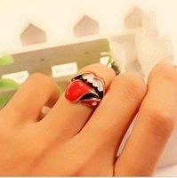 17 мм размер Seal Cartel кольцо для леди девушка, внутренний диаметр 17 мм j1099