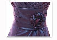 бесплатная доставка! новый свободного покроя платья коктейль платья синий опт и Роза