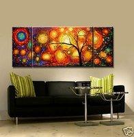высокое качество самомоднейшая абстрактная картина маслом на холсте 1334 картина на стене