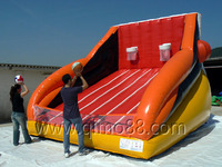 PVC inflatable games inflatable basketball hoops inflatable playground