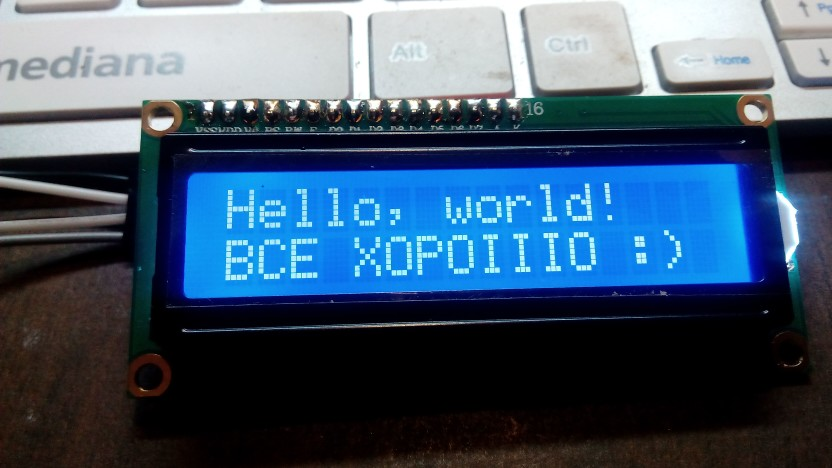 I2C LCD Library    Help! - Page 4 - MicroPython Forum