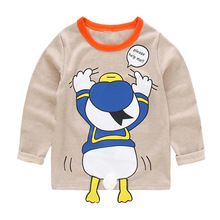 2017 Kids sweatshirts warm boys hoodies cute cartoon minnie girls sweaters spring&autumn coat children sweaters for kids tops