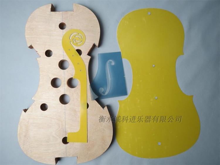 Violin Tools Violin Mould Violin Mould F Violin