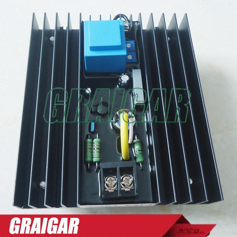 New STL-F-3 Universal Brush Automatic Voltage Regulator AVR STL-F-3 стоимость
