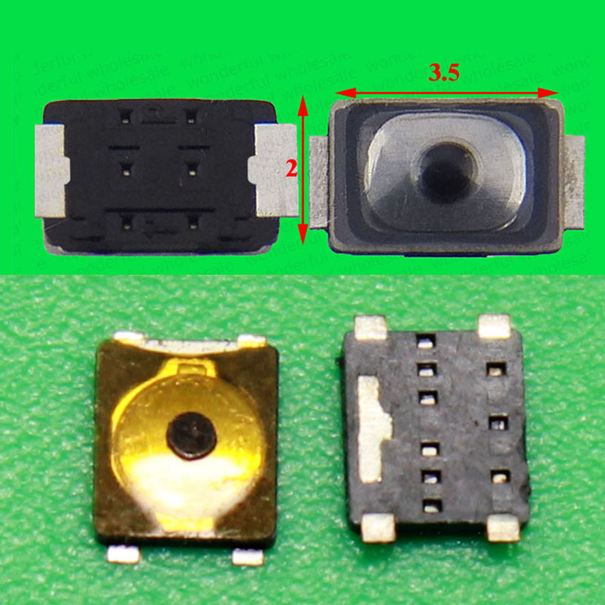 Power Button Switch Top Inner ON OFF Contact Button For iPhone 5 4S 4G 5C 5S  от Aliexpress INT