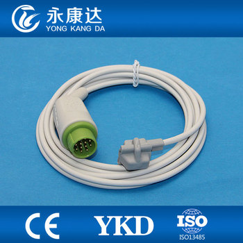 Kontron 7138,7840,7845 pediatric Soft Tip Spo2 Sensor,